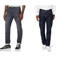 Ofertas en pantalones para hombre por menos de 20 euros en tallas sueltas de Levi's, Lee o Find en Amazon