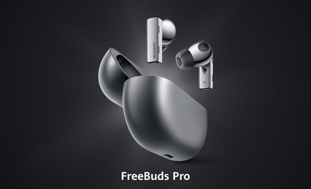 Huawei FreeBuds Pro en oferta por el Buen Fin 2020