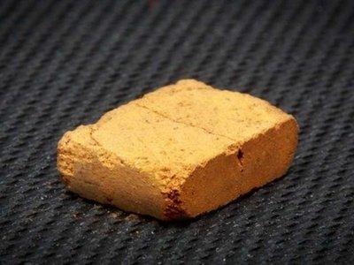 Así se podrán construir ladrillos en Marte: a martillazos