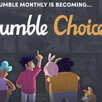Humble Monthly cambia su modelo y nos dejará elegir qué juegos descargamos (pero suena mejor de lo que realmente es)
