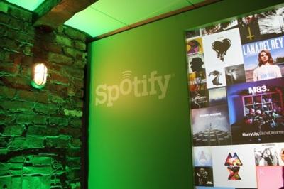 Spotify alcanza los 6 millones de usuarios de pago