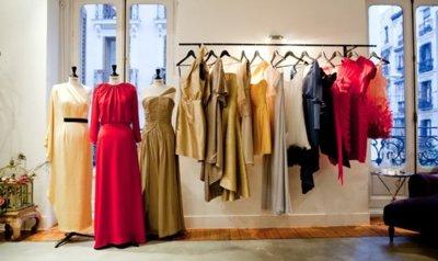 Los vestidos para bodas de Jorge Acuña
