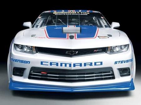 ¡Listo para las pistas! - Chevrolet Camaro Z28.R