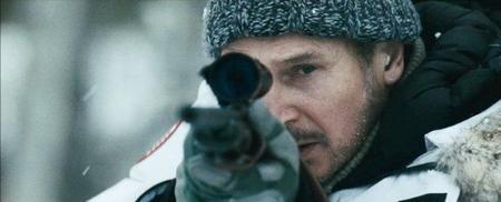 Liam Neeson es el cazador cazado