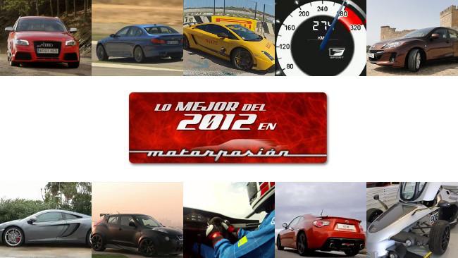 Mejor vídeo de producción propia en Motorpasión 2012
