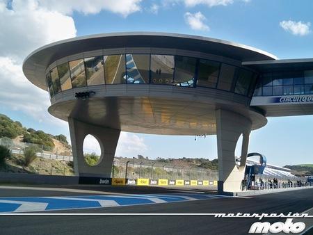 Las imágenes de los test oficiales de Moto2 y Moto3 en Jerez