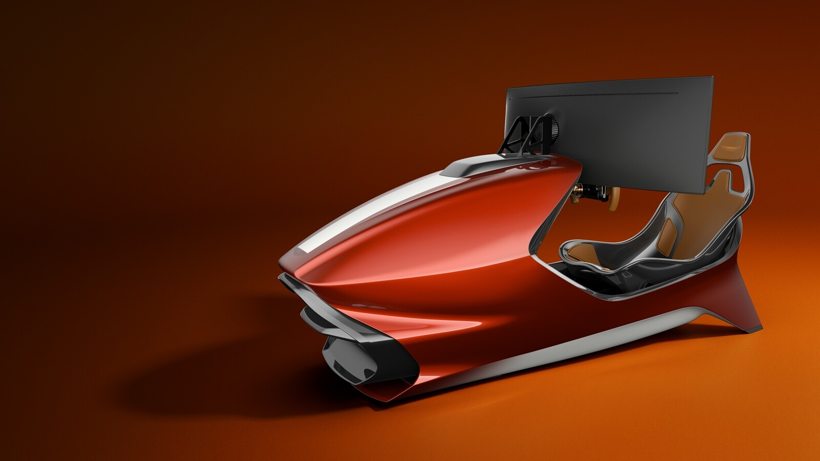 Foto de Simulador Aston Martin AMR-C01 (5/19)