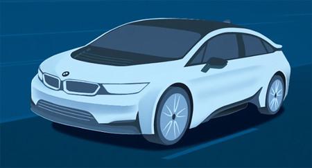 ¡Filtrado! BMW muestra las primeras imágenes del i5 por error