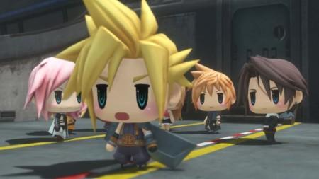 World of Final Fantasy llegará a PS Vita y PS4 a finales de agosto