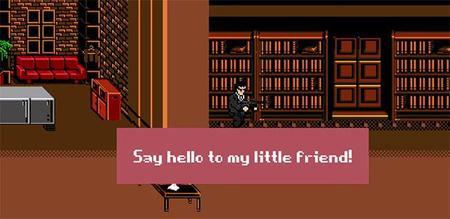 Scarface seguiría siendo una obra maestra incluso si hubiera sido un juego de 8-bits