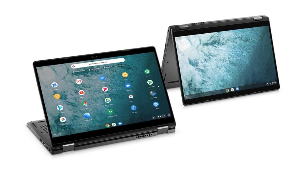 Chrome OS añade gestos de navegación como en Android 10: cada vez mejor adaptado a tablets y convertibles con pantalla táctil