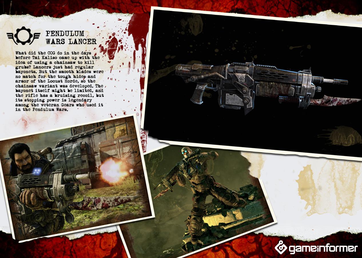 Foto de Gears of War 3, imágenes del robot (6/7)