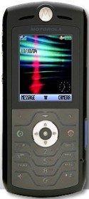 Motorola SLVR L7 presentado
