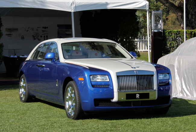 Rolls Royce Ghost 2013