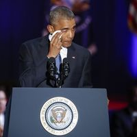 Hollywood se despide de Barack Obama