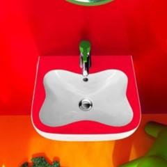 Foto 4 de 4 de la galería banos-alegres-y-coloristas-para-ninos-de-laufen en Decoesfera