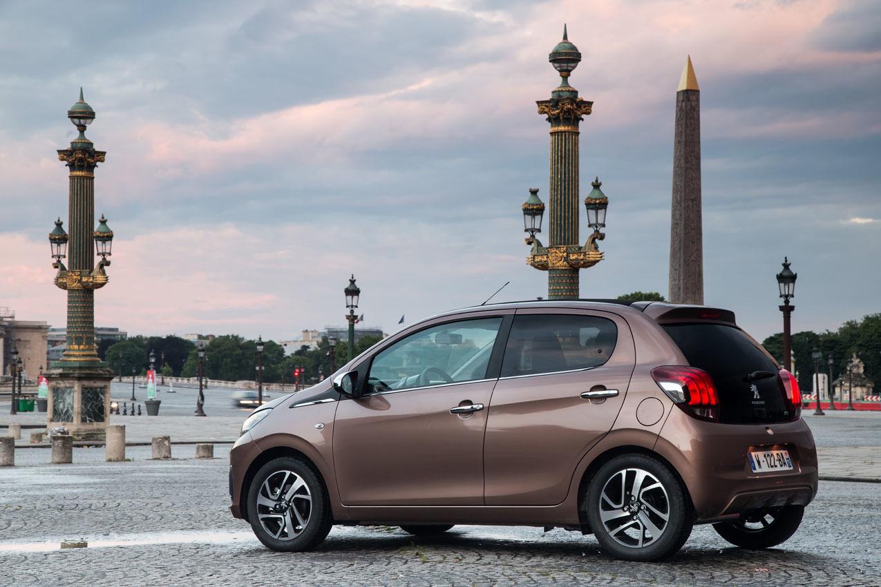 Foto de Peugeot 108 (17/35)