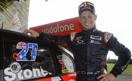 Casey Stoner participará en las Dunlop V8 Series