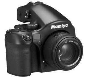Mamiya 645AFD II, fotos analógicas y digitales