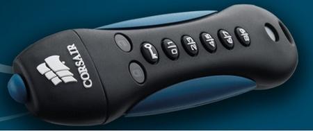 Corsair Padlock 2, una memoria USB con código de seguridad