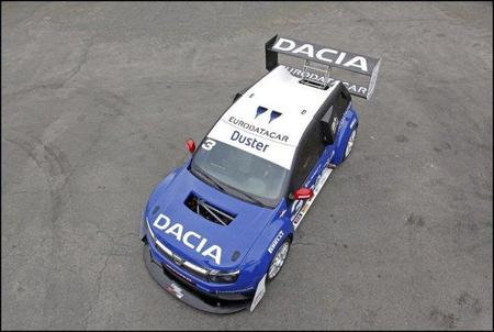 """La buena """"pinta"""" final del Dacia Duster de Pikes Peak"""