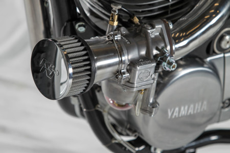 Yamaha Sr400 Krugger 6