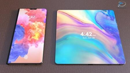 El móvil plegable de Huawei mostraría sus 8 pulgadas en el próximo MWC de Barcelona