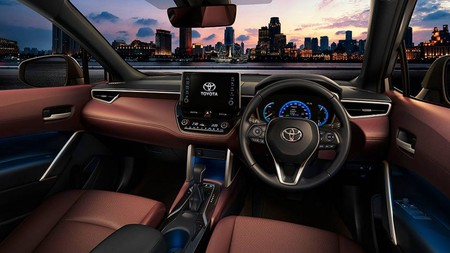 Toyota Corolla Cross 2020 010
