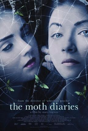 'The moth diaries', cartel y tráiler del vampírico regreso de la directora de 'American Psycho'