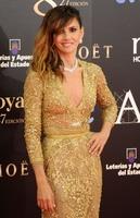 Los premios Goya 2013 también dejaron looks poco afortunados sobre la alfombra roja