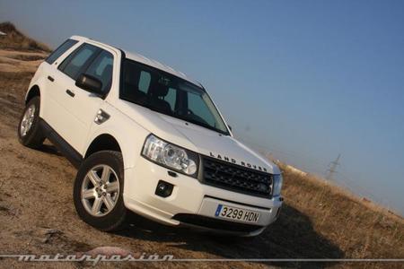 Land Rover Freelander 2 eD4 4x2, prueba (valoración y ficha técnica)