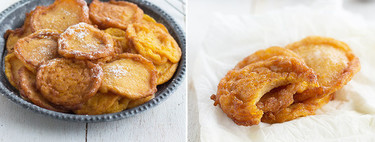 Chulas de calabaza o calacú, receta tradicional de la gastronomía gallega
