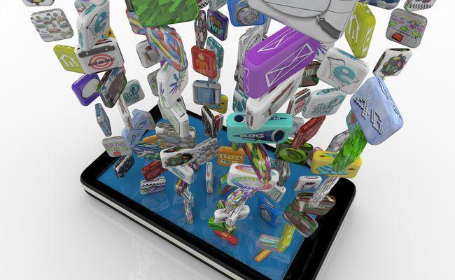 Sobrecarga de aplicaciones en dispositivos móviles