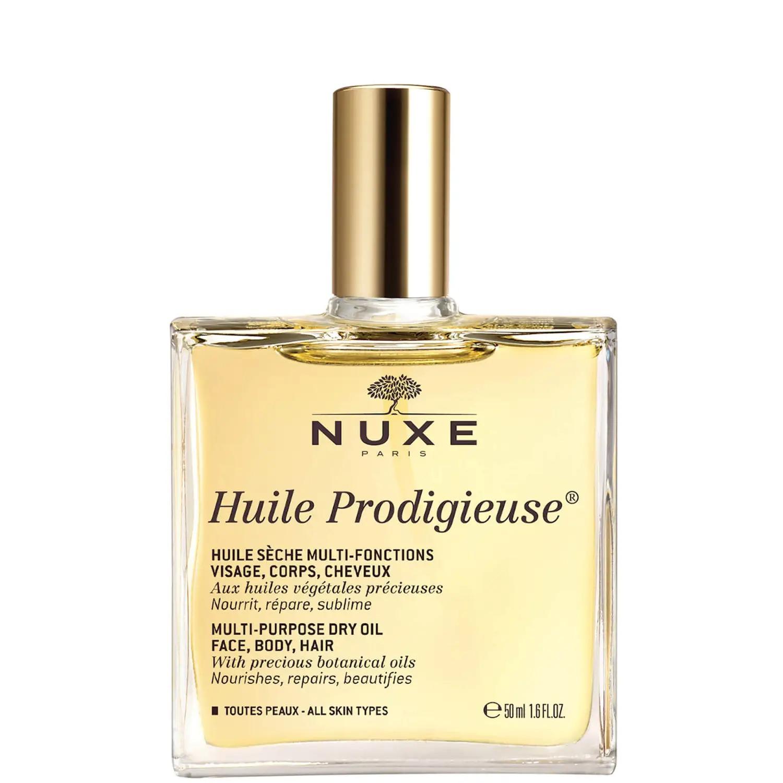 Aceite seco multiusos Huile Prodigieuse de NUXE 50 ml