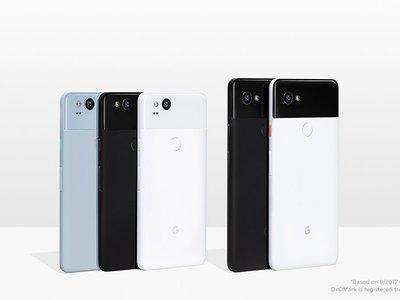 Los Google Pixel 2 y Pixel 2 XL llegan a España: precios y disponibilidad oficiales
