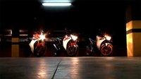 Gama Honda CBR, jugamos al despiste