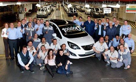 La industria automovilística española resiste gracias a la exportación