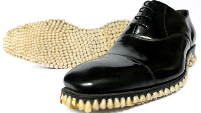 Shoes Teeth