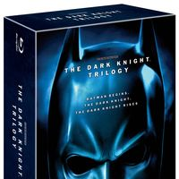 Trilogía El Caballero Oscuro de Christopher Nolan, en formato Blu-ray, por 12,37 euros