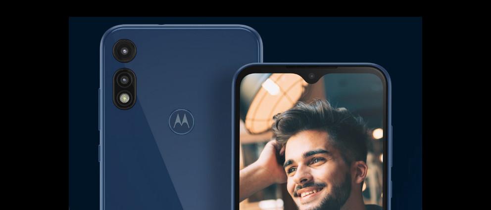 El Moto E7 se filtra en unas fotos que adelantan su doble alcoba y el Snadpragon 632, entre otras características