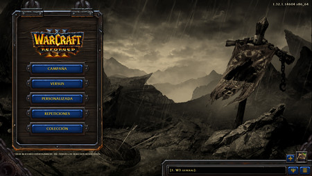 Warcraft III Reforged - Modo Clásico