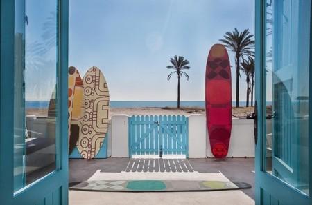 Detalle para la casa de... un surfista (III)
