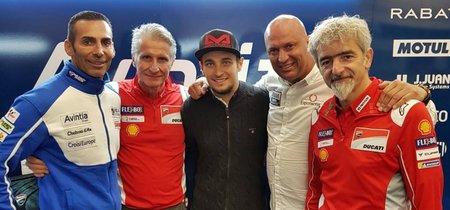 Contra todo pronóstico Karel Abraham seguirá en MotoGP hasta 2020 con Ducati GP18 del Reale Avintia