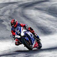 David Checa rozó sus cuartas 24 horas de Le Mans: el TSR Honda batió a su SRC Kawasaki por dos vueltas
