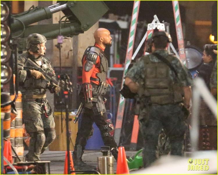 Foto de 'Suicide Squad', nuevas fotos del rodaje (8/9)