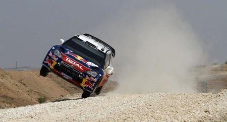A Olivier Quesnel no le gusta el Rally de Jordania