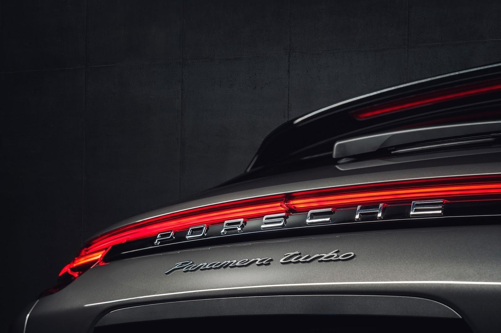 Foto de Porsche Panamera Sport Turismo (14/21)