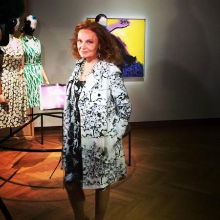 """Entrevista a Diane von Furstenberg: """"no tenía vocación de diseñadora pero sabía qué tipo de mujer quería ser"""""""