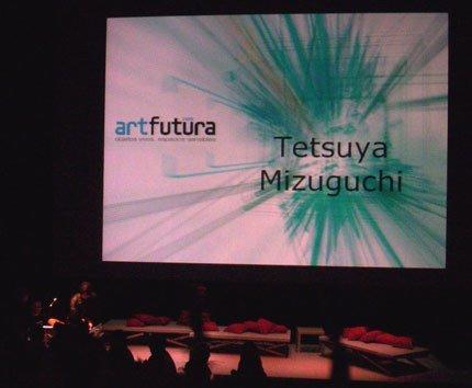 ArtFutura 2005: Tetsuya Mizuguchi