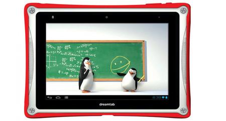 DreamTab la primer tablet para niños de Dreamworks